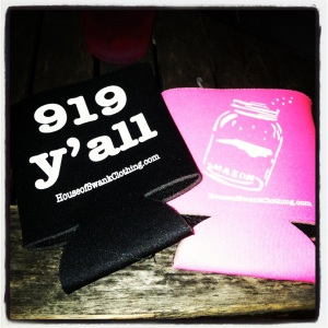 House of Swank Koozies
